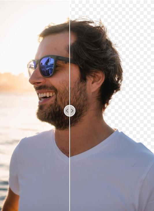 remove在线抠图人物范例