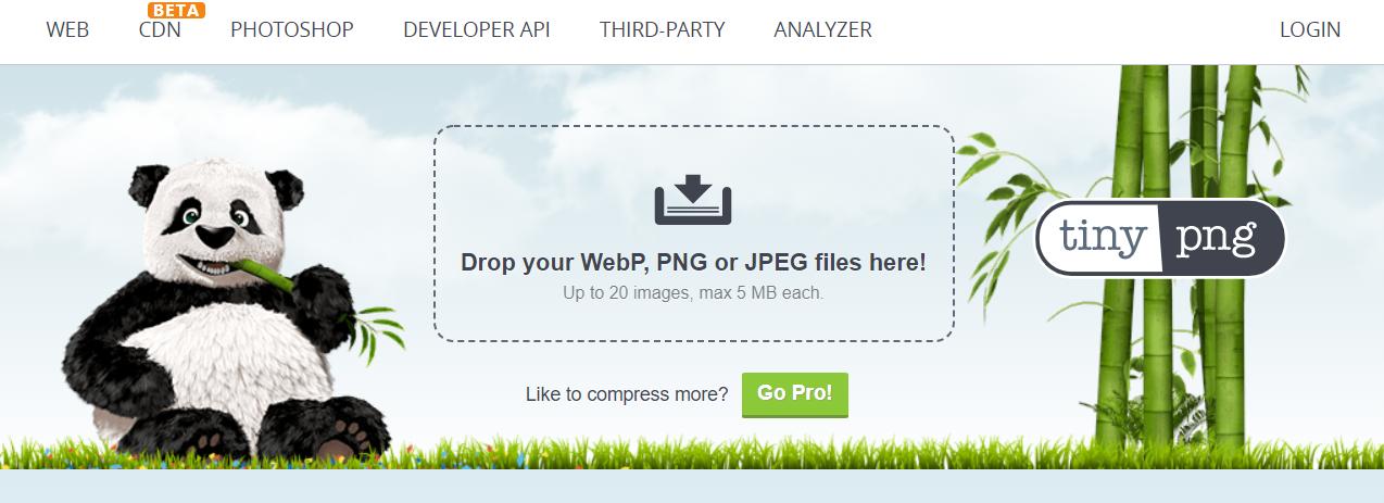 TinyPNG压缩软件